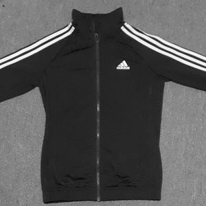 Adidas full zip hoodie worn once very new